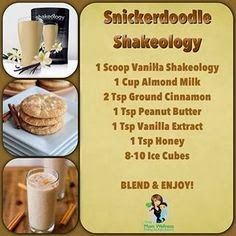Successfully Fit: Fabulous Shakeology Recipes