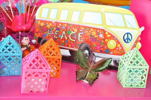 Encontrando Ideias: Tema Hippie Chic... Acho que a festa vai ficar legal!!
