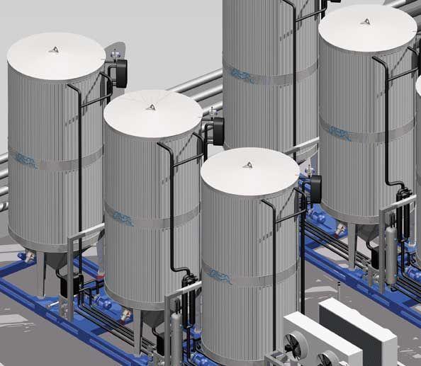 Alfa Laval Ageratec turnkey biodiesel plant