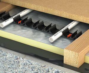 Underfloor Heating Systems from WMS - underfloor heating from WMS Underfloor Heating - Warm water underfloor heating