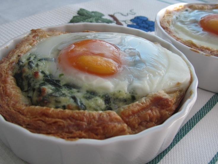 huevos florentinos                                                                                                                                                      Más