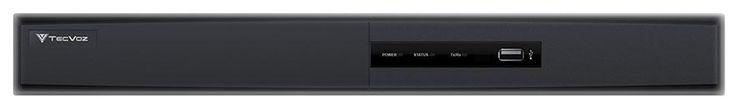 CFTV é Shop do CFTV! Distribuidora Segurança Eletronica SP e Distribuidor CFTV | T1 STVI16 DVR Stand Alone Híbrido HD-TVI T1-STVI16 TecVoz | CFTV Shop Distribuidora Segurança Eletrônica e Distribuidora de Equipamentos para Segurança Eletrônica SP