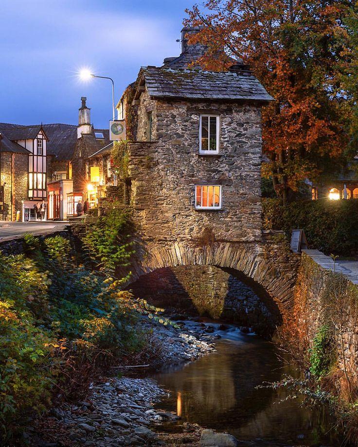 Ambleside - Lake District, England