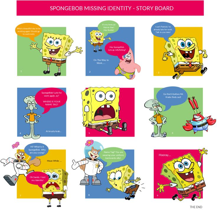 Beautiful Storyboard Examples for Students, for Kids and