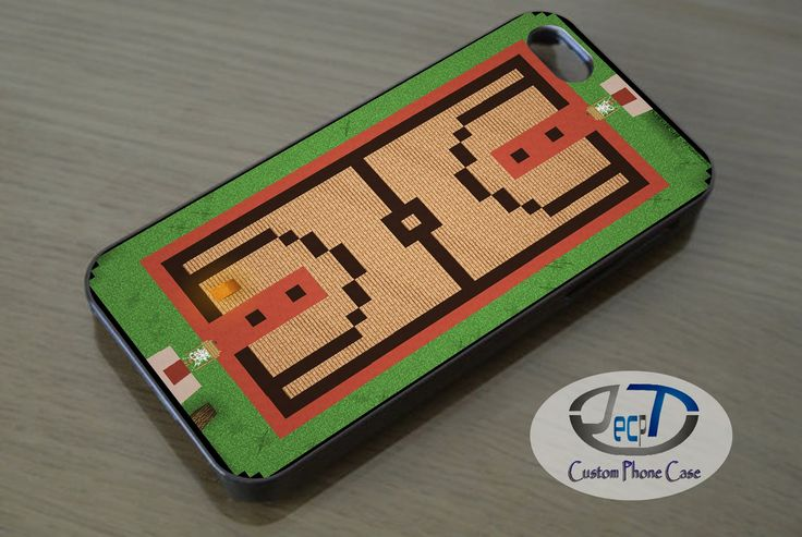 Minecraft Basketball Court Case iPhone, iPad, Samsung Galaxy, HTC Cases
