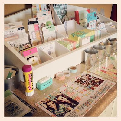 Project Life and other creative endeavors: Project Life organizer    I MUST HAVE ONE OF THESE!!!!!
