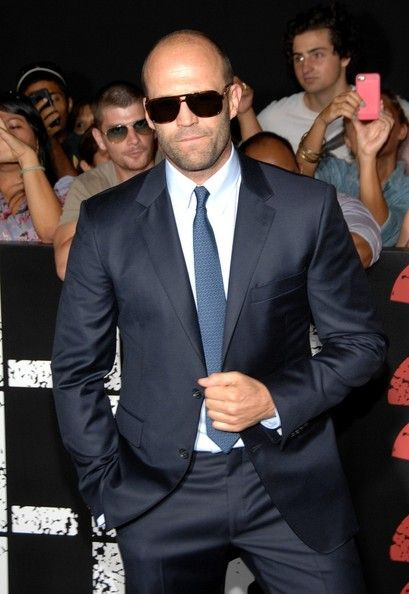 Jason Statham - 'The Expendables 2' World Premiere