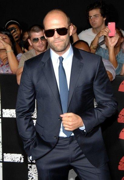 Jason Statham - 'The Expendables 2' World Premiere