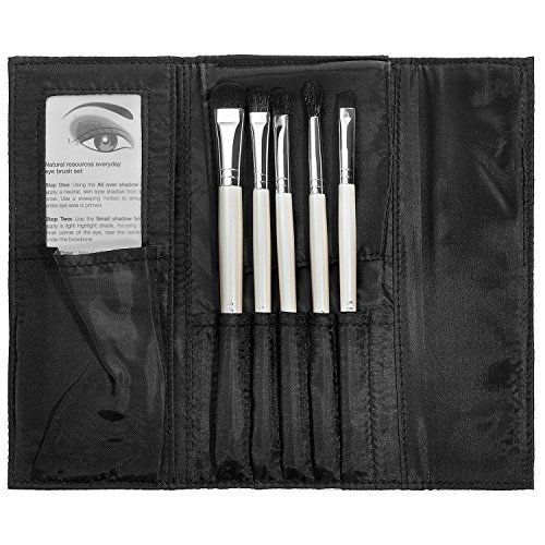 SEPHORA COLLECTION Natural Resources: Everyday Eye brush set *** You can find out more details at the link of the image.