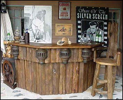 320 best Bars images on Pinterest | Rustic furniture, Bar tops and ...