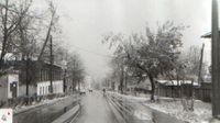 Перспектива от улицы К. Либкнехта на восток. 1960-е годы. Фото 1