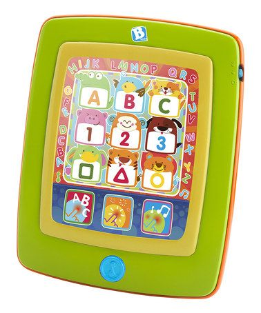 Take a look at this ABC Touch Pad on zulily today!