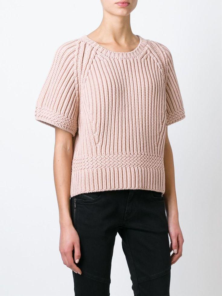 Diesel Black Gold свитер крупной вязки