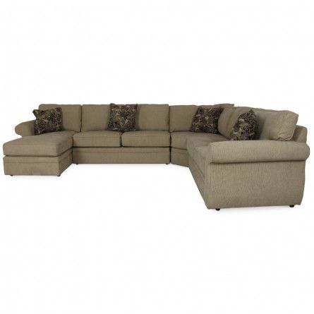 Broyhill veronica lsf chaise sectional sofa sectional for Broyhill chaise