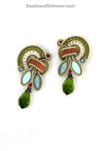Dori Csengeri earrings..love anything she designs..she is an inspiration.