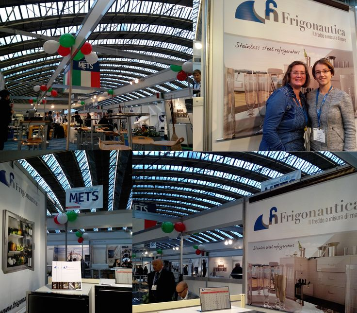 #METS2014: Successful exibition! Thank you very much to all visitors!