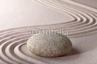 """Stampa su tela """"Giardino di sabbia"""". #regala un #quadro #stampa su #tela per #cameradaletto"""