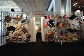 wall of chairs - Google Search