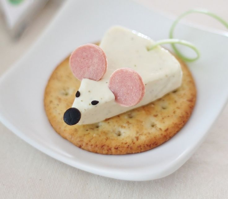 16 Snacks Sencillos Para Un Tierno Baby Shower