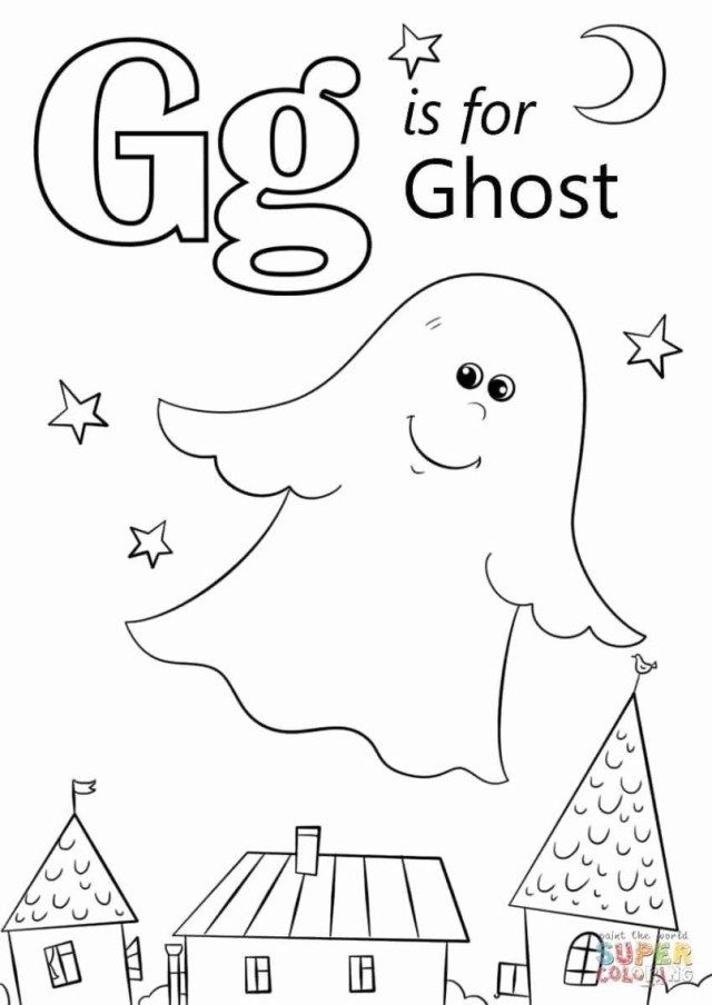 27 Wonderful Picture Of Letter G Coloring Pages Preschool