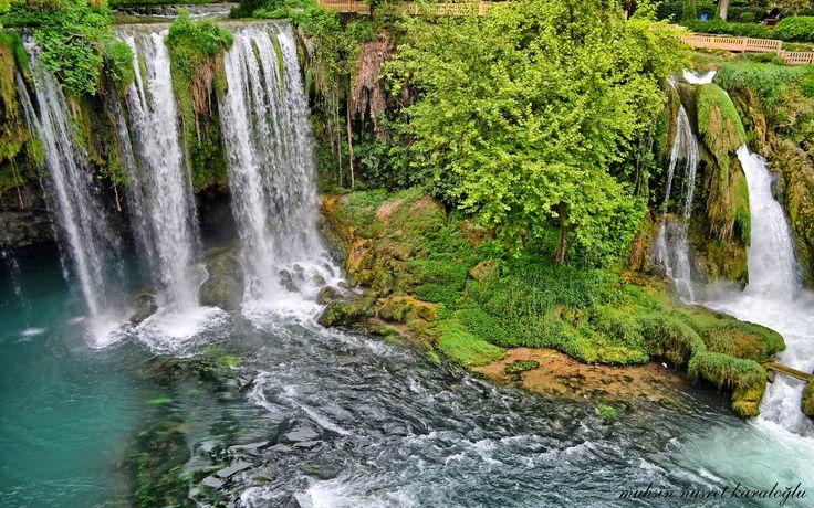 Düden Şelalesi Antalya #antalya