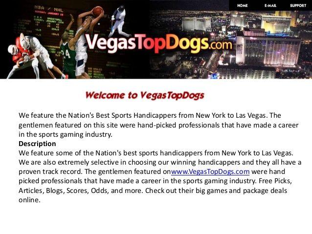 NFL, College Football, College picks , Sports picks, Sports betting -Vegastopdogs by Tony  via slideshare