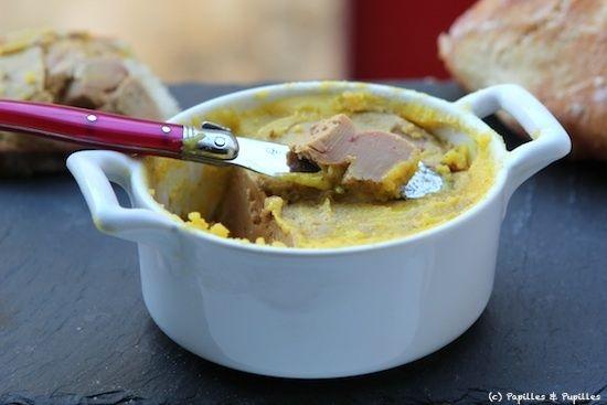 Terrine de foie gras au micro ondes - L'essayer c'est l'adopter.