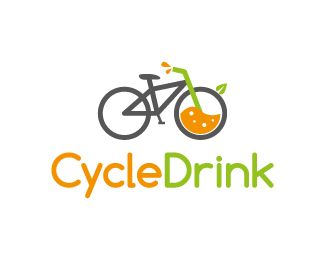 Logo Design - Cycle Drink
