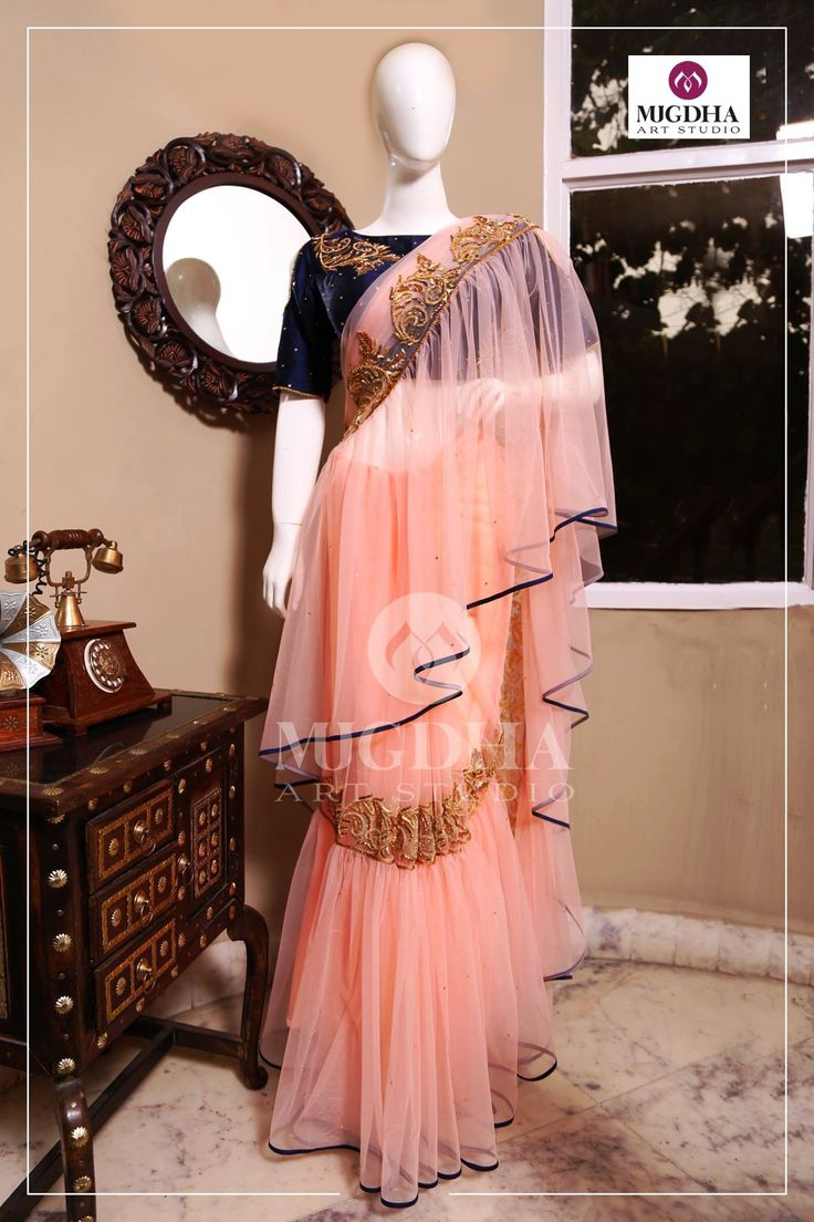Here comes the Elegant and Creative Saree . Be the star of the show with this beautiful saree from Mugdha Art Studio Product Code - SC 247To Order  :Whatsapp +91 8142029190/ 9010906544For Call: 8899840840 (IVR)  05 July 2017