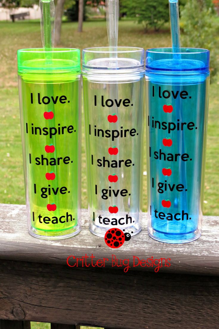 Custom Teacher Acrylic Double Walled Tumbler (BPA Free), Personalized Teacher Gift, Teacher Cup with Straw, Plastic Custom Teacher Tumbler by CritterBugDesigns on Etsy https://www.etsy.com/listing/251925656/custom-teacher-acrylic-double-walled