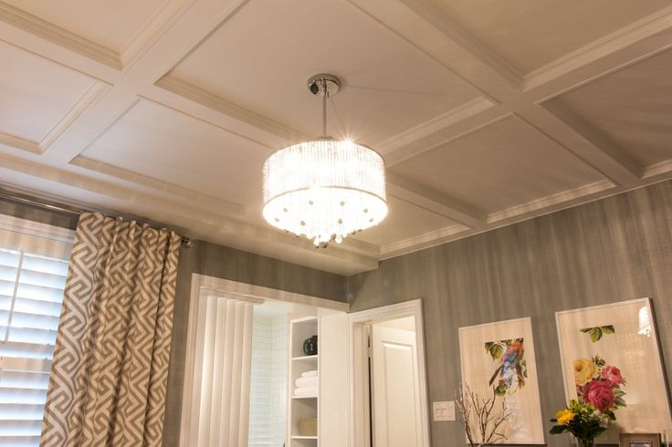 Ceiling, doors and trim #ParaPaints Whitewash White (P2089-00) // As seen on @hgtvcanada's  The Expandables @expandablestv - Master Bedroom Transformed Into Spa Retreat | Photos | HGTV Canada