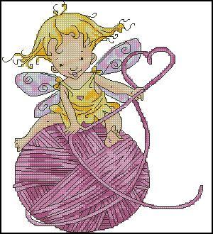 Gallery.ru / Fairy yarn - Небесплатное 4 (Летние новинки) - tani211