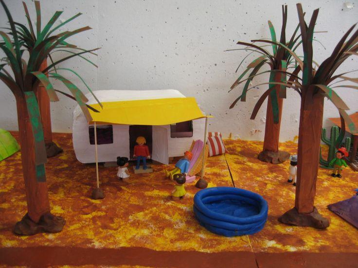 camping speeltafel