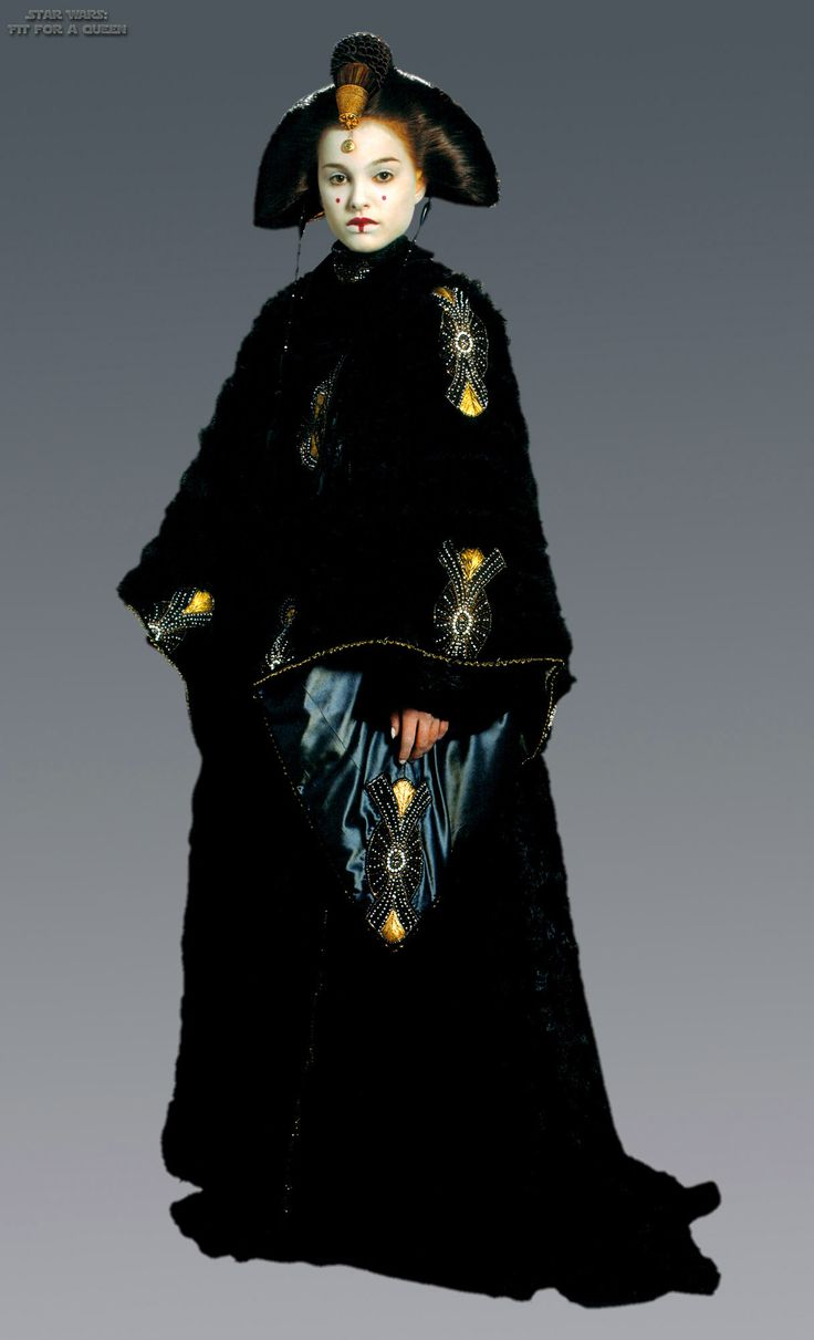 Star Wars - Episode I: The Phantom Menace (1999) - Padmé Amidala - Foreign Residence Dress