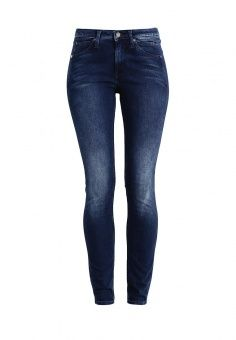 Джинсы Calvin Klein Jeans, цвет: синий. Артикул: CA939EWJTB55