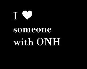 I love someone with ONH Optic Nerve by CustomcutsbyCaitlin on Etsy, $3.00