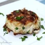 Recipe: Homemade Crab Cakes with Sweet Chili Lime Sauce