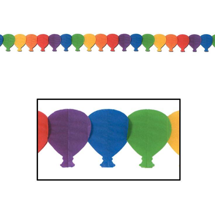 Amazon.com: Balloon Garland Party Accessory (1 count) (1/Pkg): Toys & Games