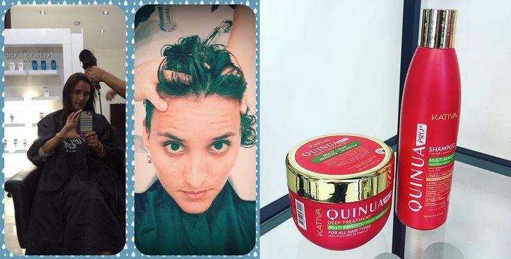 Θεϊκά μαλλιά με τις σειρές περιποίησης Kativa Natural. Κativa tucabello Natural Quinua ΔΥΝΑΜΗ ΚΑΙ ΔΙΑΤΗΡΗΣΗ ΤΟΥ ΧΡΩΜΑΤΟΣ. Οί δικές σας φωτογραφίες!