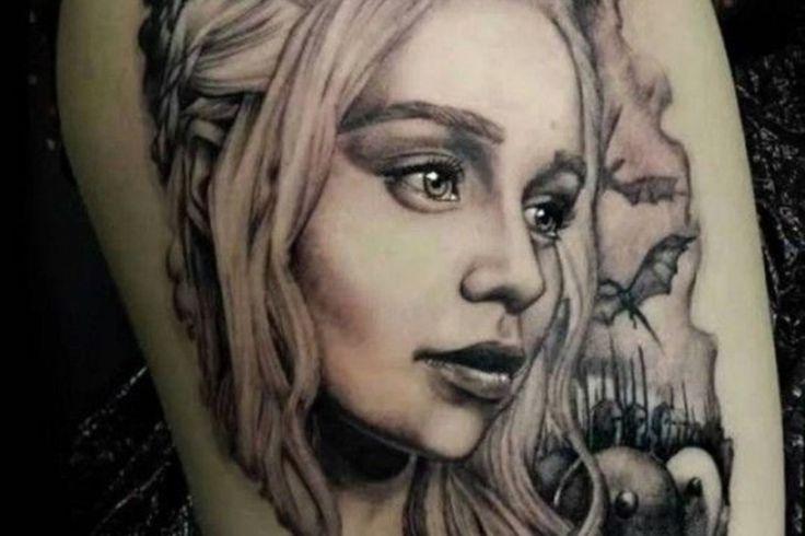 Los más Impresionantes y Originales Tatuajes de Games of Thrones