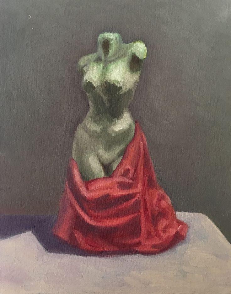 P #9. 11x14. Oil on Canvas. 2017