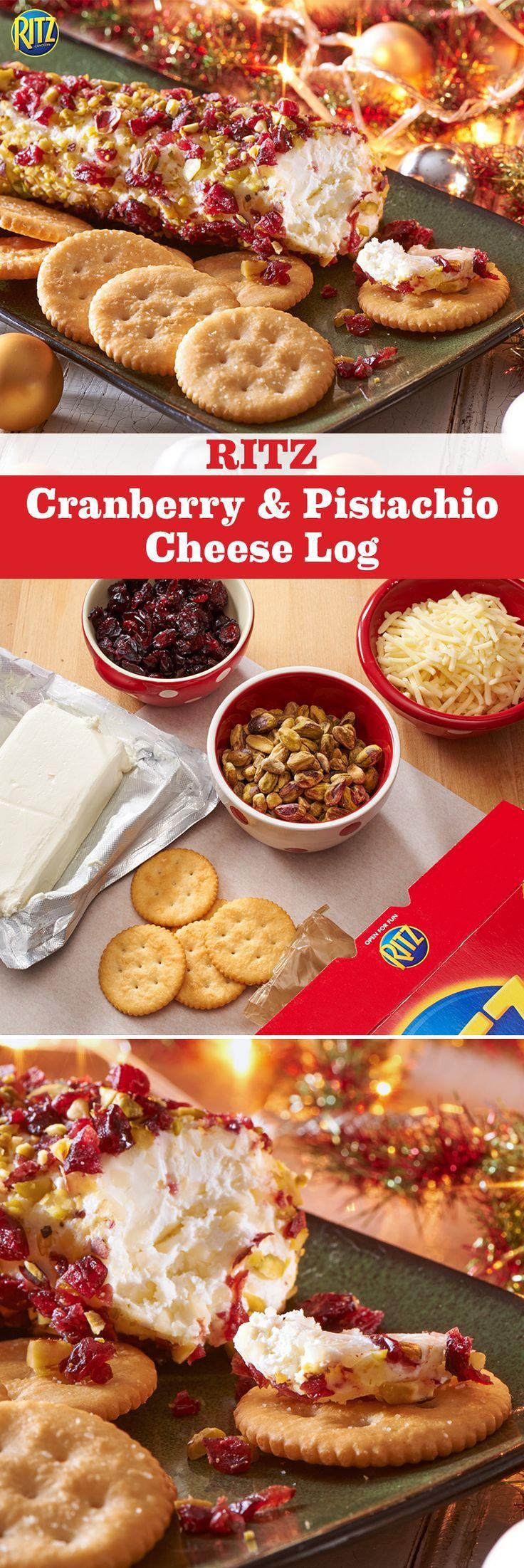 Cranberry- & Pistazien-Käseprotokoll – #amp #Cran…