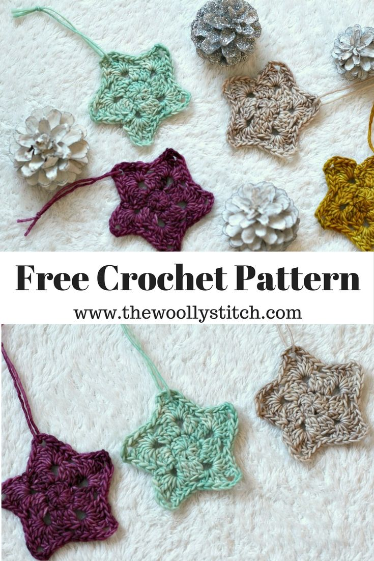 693 best crochet Christmas stuff images on Pinterest | Ganchillo ...