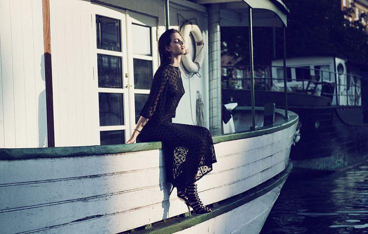ELLE Denmark – Diamonds by Sune Czajkowski