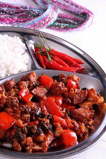 Indické zeleninové Sabji