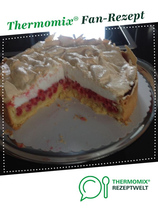 Johannisbeere Baiserkuchen Rezept Thermomix Baiser Kuchen