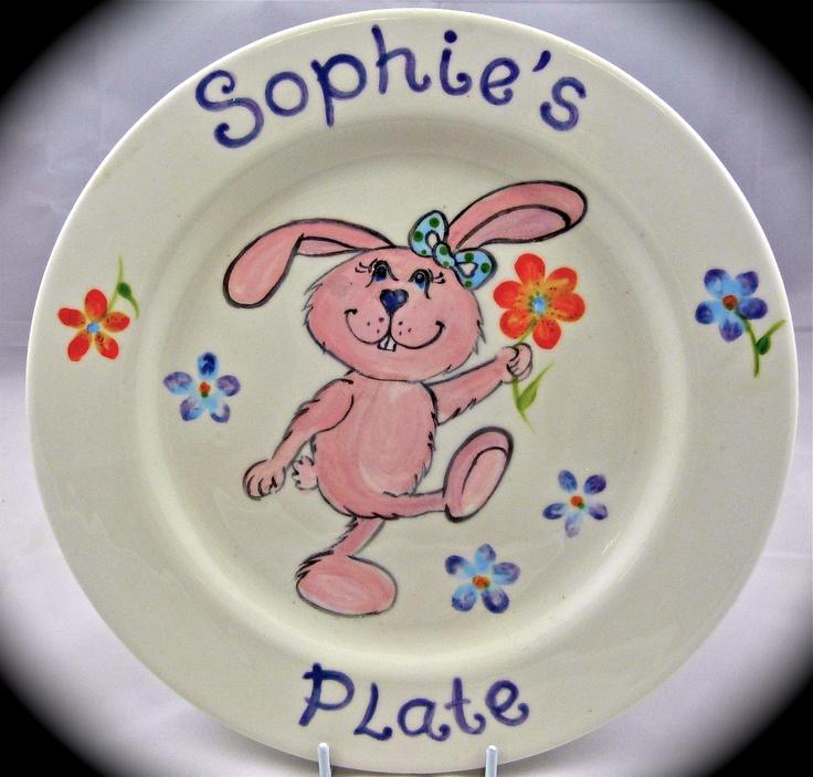 Personalised plates