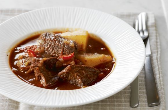 Goulash - Recipe | Tefal Cuisine Companion