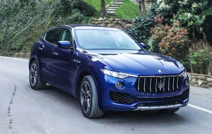 2018 Maserati Levante overview