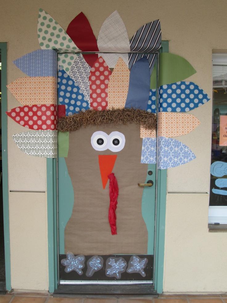 Thanksgiving Classroom Door Decor ~ Best decorating images on pinterest classroom ideas